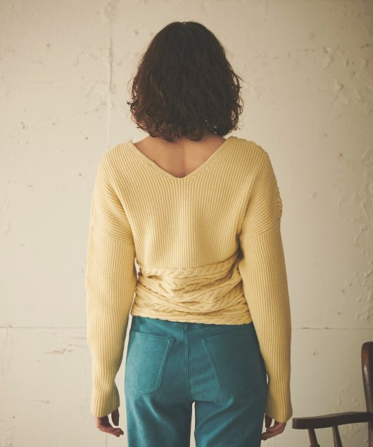 Cable Knit Tops