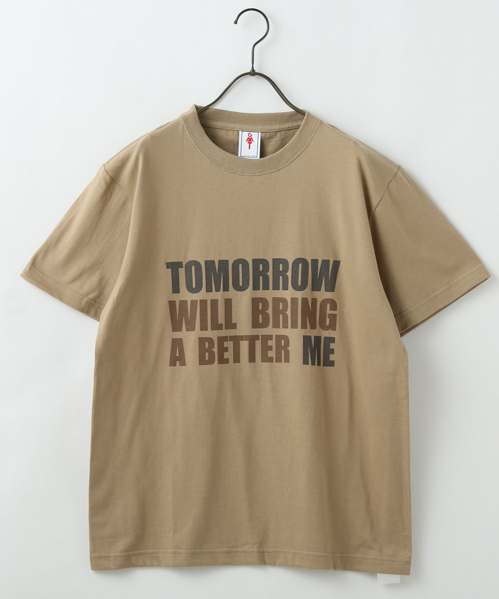 TOMORROW ロゴTee/GOOD MOVIE TEE