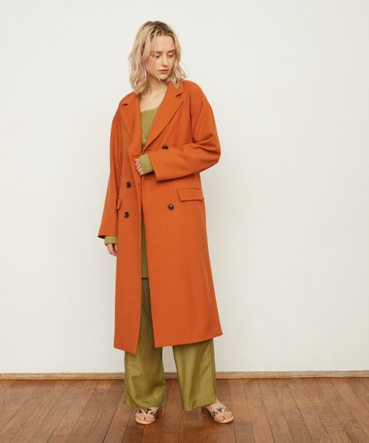 Slim Chester Coat