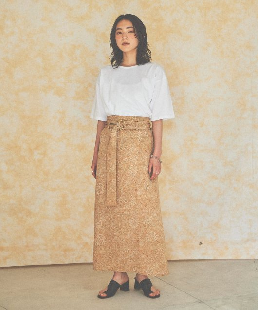 Carving Skirt