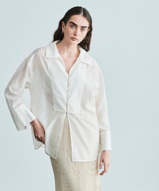Sheer Skipper Shirt