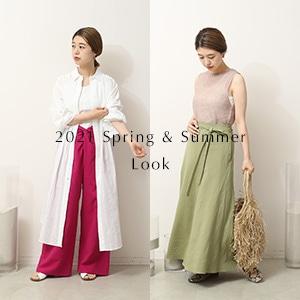 '21 Spring & Summer Look
