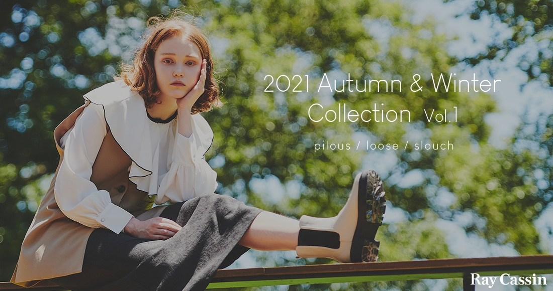 RC '21aw Collection